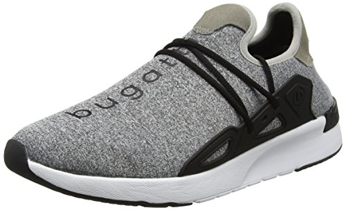 Bugatti 341305606900, Baskets Homme Gris (Grey 1500)