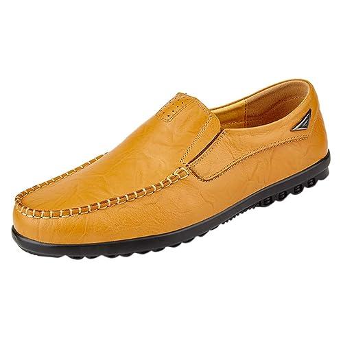 Zapatos Hombre Vestir Casual Zapatos De Negocios Casuales ...