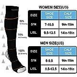 Mid Calf Muscle Leg Support - Long Sleeve 20-30