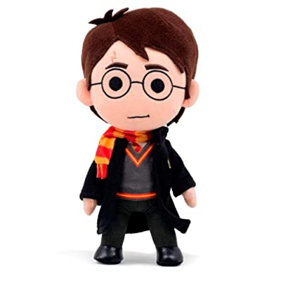 Quantum Mechanix Harry Potter Q-Pals Plush: Toys & Games