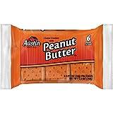 Austin Cheese Sandwich Cracker with Peanut Butter, 0.917 Ounce - 144 per case.