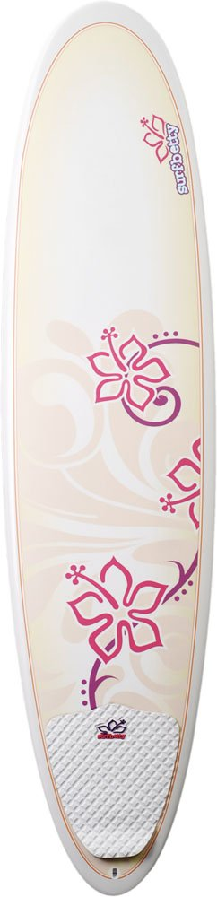 NSP 7 6 Betty EPOXY E2 - Tabla de Surf Pink/floxer: Amazon.es: Deportes y aire libre