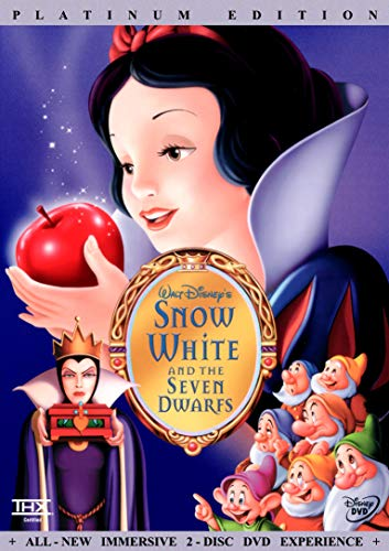 - Snow White and the Seven Dwarfs (Platinum Edition) (DVD Two Disc Set)
