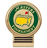Masters Hat Clip with Ball Marker