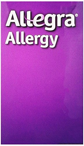 Allegra Adult 24 Hour Allergy Tablets, 180Mg, 70 Count- (Pack of 2) by Allegra (Image #6)