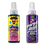 car bubble gum air freshener - Chemical Guys AIR_303_04 Bubble Gum and Grape Soda Scent Sample Kit (4 oz) (2 Items)