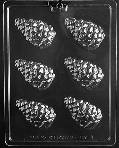pine cone soap mold - 7