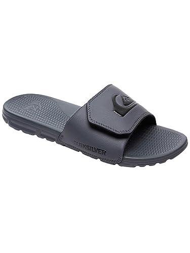 c21d87830d56 Quiksilver Men s Shoreline Adjus M Flip Flops  Amazon.co.uk  Shoes ...