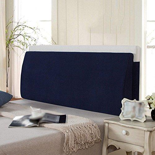 Bedside Cushion Cushion / Bedside Soft Bag / Bed Triangle Big Cushion / Sofa Backrest Detachable ( Size : 1805012cm ) by Cushion