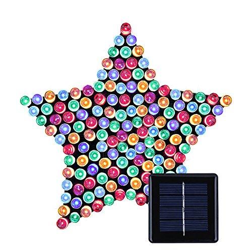 100 Solar Led 17M Lights String - 1