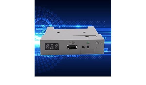 Unidad de disco floppy con emulador USB de 3,5 pulgadas, 1,44 MB de teclado de roland: Amazon.es: Informática