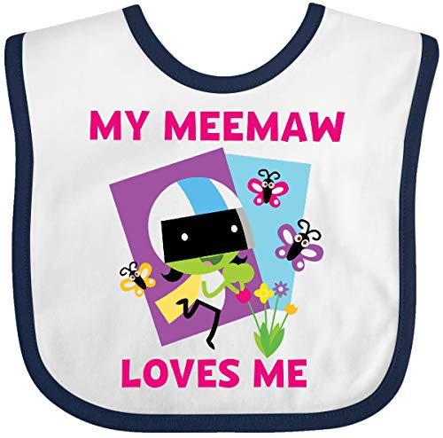 inktastic My Meemaw Loves Me with Dee Toddler T-Shirt PBS Kids