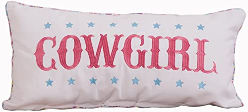 Rod s Pony Paisley Cowgirl Pillow