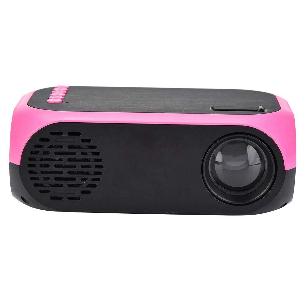 Diyeeni HD Projector Pantalla de Proyección Ajustable de 24-60 ...