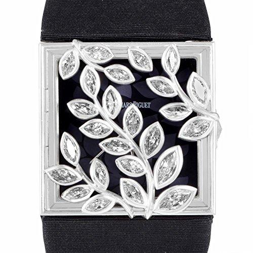 Audemars Piguet Millenary quartz womens Watch 67493BC.ZZ.A002MR.01 (Certified Pre-owned)
