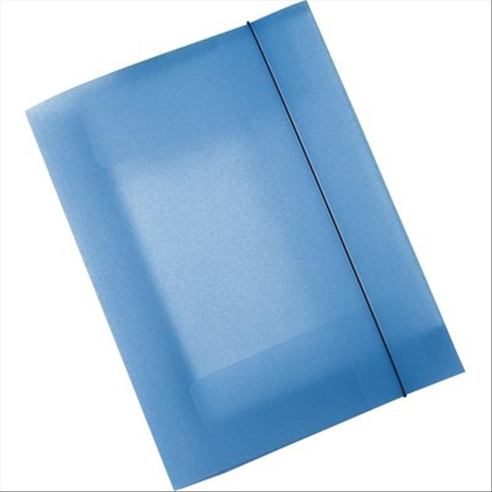 Azzurro Fellowes U110AZ Cartella Tre Lembi