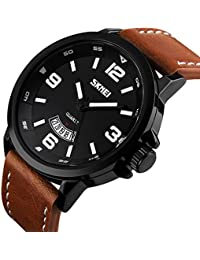 Men's Business Quartz Watch, Casual Fashion Analog Wrist...