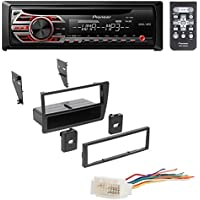 HONDA CIVIC 2001 2002 2003 2004 2005 CAR STEREO RADIO DASH INSTALLATION MOUNTING KIT W/ WIRING HARNESS