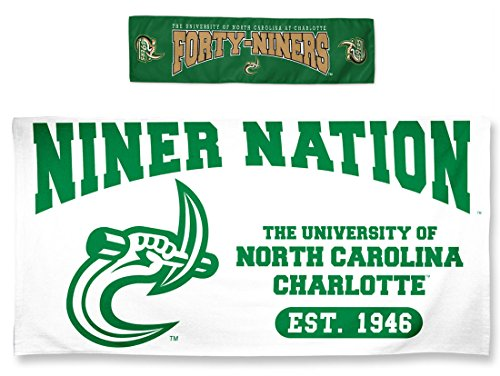 WinCraft Bundle - 2 Items: North Carolina Charlotte 49ers, 29