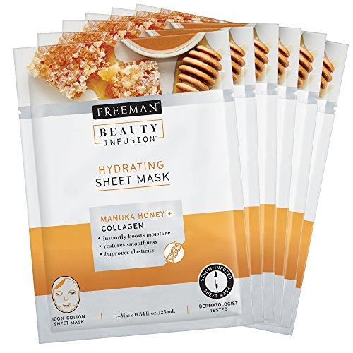 Beauty Infusion Freeman,Hydrating Manuka Honey + Collagen