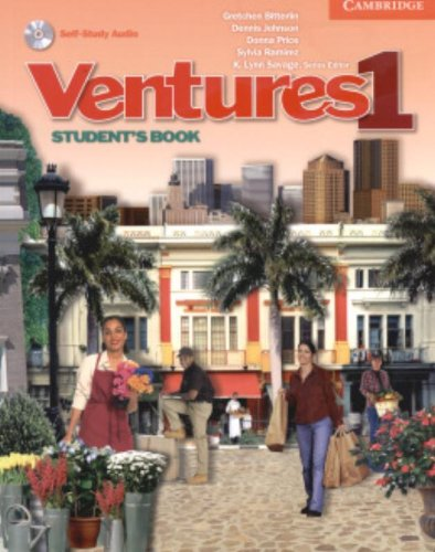 Ventures 1 Student's Book with Audio CD (No. 1)