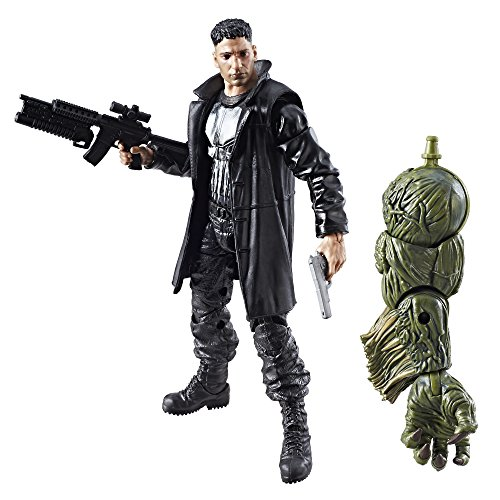 Fan Expo Costumes (Marvel Knights Legends Series Punisher, 6-inch)