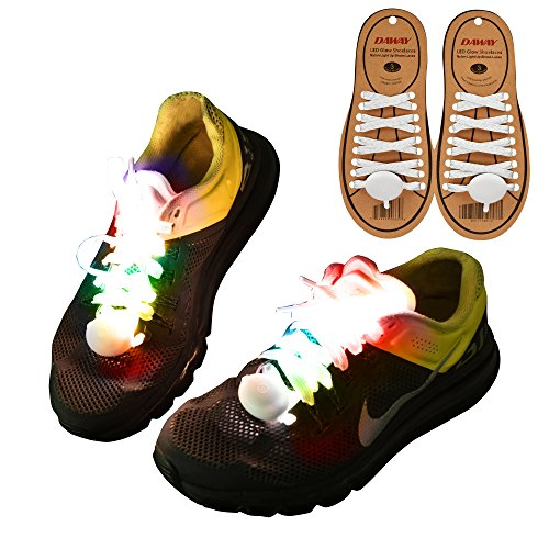 DAWAY Z02 LED Light Up Shoelaces -