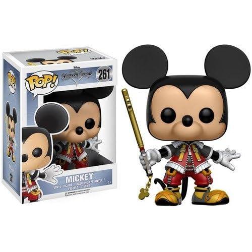 FUNKO POP! 12362 DISNEY: Kingdom Hearts - Mickey