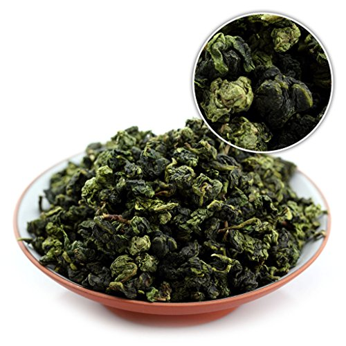 GOARTEA 100g (3.5 Oz) Organic Fujian Anxi Tie Guan Yin Tieguanyin Iron Goddess Chinese Oolong Tea Iron Goddess Oolong Tea