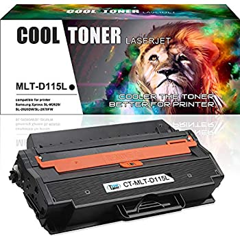 MLT-D115L MLT-D115S Black Toner Cartridge For Samsung 115L SL-M2880FW Printer