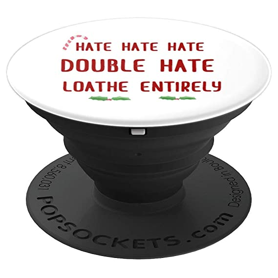 Christmas Hater.Amazon Com Hate Hate Hate Loathe Entirely Grouch Christmas