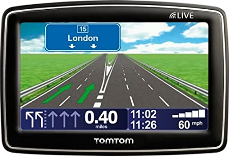TomTom XL LIVE IQ Routes Edition Europe Satellite Navigation System XL LIVE IQ Europe 1 1EL 1EL0 1EL0002 1EL000205 GPS Units western Reference sat-nav ONE