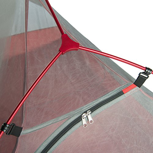 Bryce 2P Two Person Ultralight Tent and Footprint - Perfect for Backpacking, Kayaking, Camping and Bikepacking by Paria Outdoor Products (Image #5)