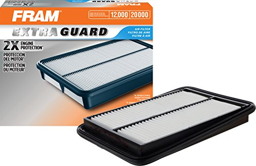 FRAM CA11858 Extra Guard Rigid Rectangular Panel Air Filter