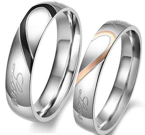Gorgeous couple rings