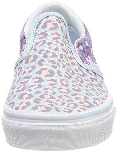 2 On Mehrfarbig Leopard Kinder Sneaker Unisex Slip Vans tone Classic w60pxvCnq