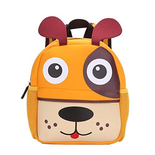 Cheapest Prices! Kids Backpack,10 Inch Digital Art Waterproof Toddler Kids 3D Cute Zoo Cartoon Pre S...