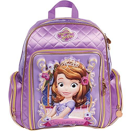 Mochila Escolar, Sofia a Primeira Eva, DMW Bags, 48820, Multicor