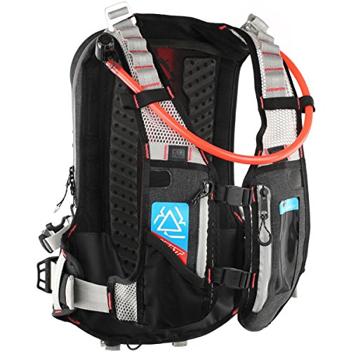 Leatt DBX Enduro Lite WP 2.0 Hydration System - Black/Blue/Orange / X-Small/2X-Large by Leatt Brace (Image #1)'