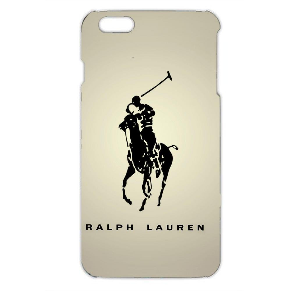 Simple Style Polo Ralph Lauren Logo Design 3D Hard Plastic Case ...