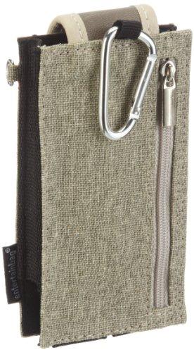Poodlebag 5EN0313MOFLG entertainbag - Flashy, Damen Geldbörsen 7x13x2 cm (B x H x T) Grau (Grey)
