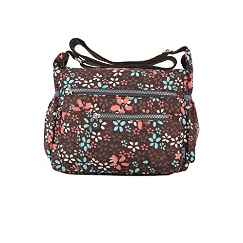 GUO - 2017smooth Lace Denim Canvas Damen Rucksack Tasche Damen Rucksack (30 * 23cm) (Schulterriemen: verstellbar)