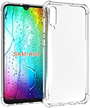 Capa Anti Shock Samsung Galaxy A50 2019, Cell Case, Capa Anti-Impacto, Transparente