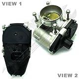 throttle body sensor cobalt - APDTY 112586 Throttle Body Assembly Fits 2.2L 4 Cylinder On Select 07-10 Chevy Cobalt Pontiac G5 07-11 HHR 07-08 Malibu 2007 Saturn Ion or Vue (Includes TPS Position Sensor IAC Idle Air Control Valve)
