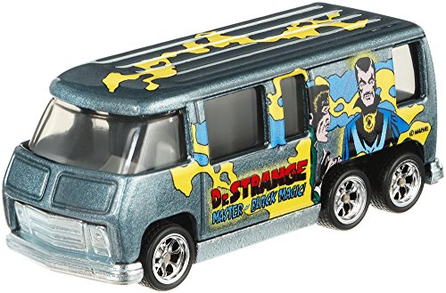- Hot Wheels GMC Motorhome