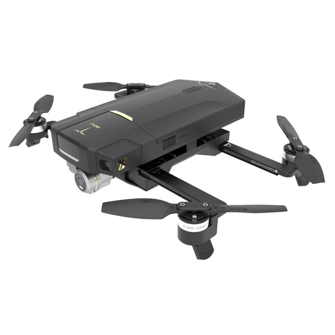 WuyiM GDU O2 Drone, FPV Folding Quadcopter with 4K HD Camera GPS & GLONASS Avoidance