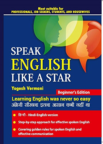 Download for free Speak English Like a Star: Learning English was Never So Easy