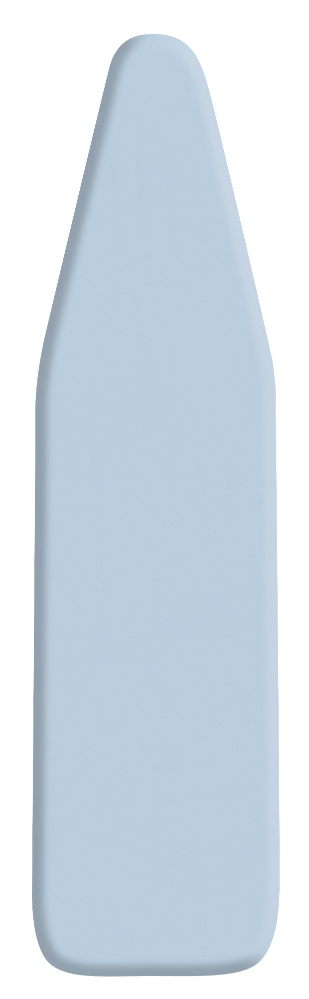 Utopia Home Ironing Board Cover and Pad - Silicone Coated Extra Thick Pad - Scorch Resistant and Heat Reflective - 15'' x 54'' - Light Blue by Utopia Home