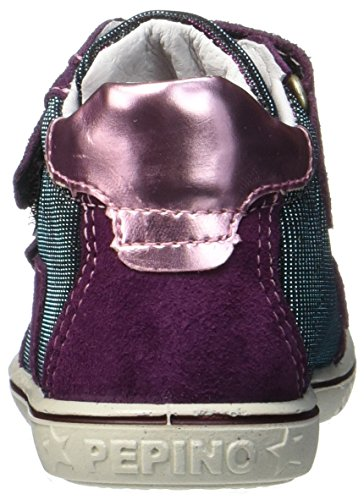 Fille EU Pop Rose Mehrfarbig Hautes Sneakers Ricosta Merlot 20 Kaya xAqYatwS