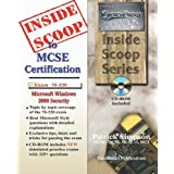 InsideScoop to 70-220 Windows ®2000 Security Certification (With Download Exam)